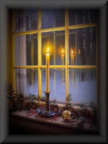 how to put christmas lights on upvc windows