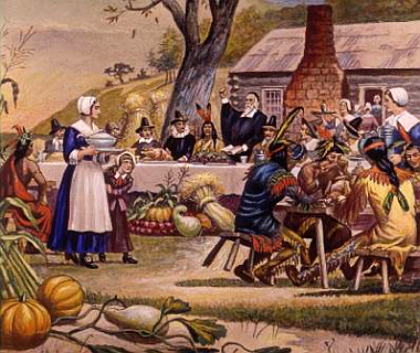 The 1st Thanksgiving